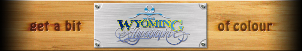 Wing Wyoming Hypergraphix, Custompainting, Illustrations, Wall Murals, Bodypainting